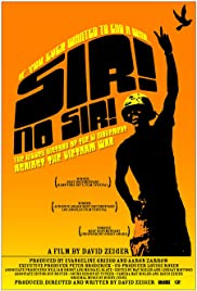 Sir! No Sir!(2005) Poster - Movie Forum, Cast, Reviews