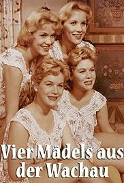 Vier Mädel aus der Wachau Poster