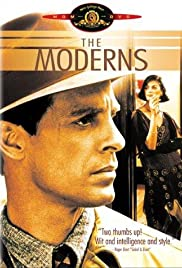 The Moderns (1988) Poster - Movie Forum, Cast, Reviews