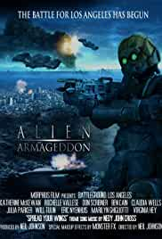 Alien Armageddon (2011) Hindi Dubbed WebRip 720p 1.1GB MKV