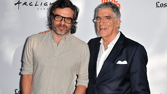 Elliott Gould and Jemaine Clement