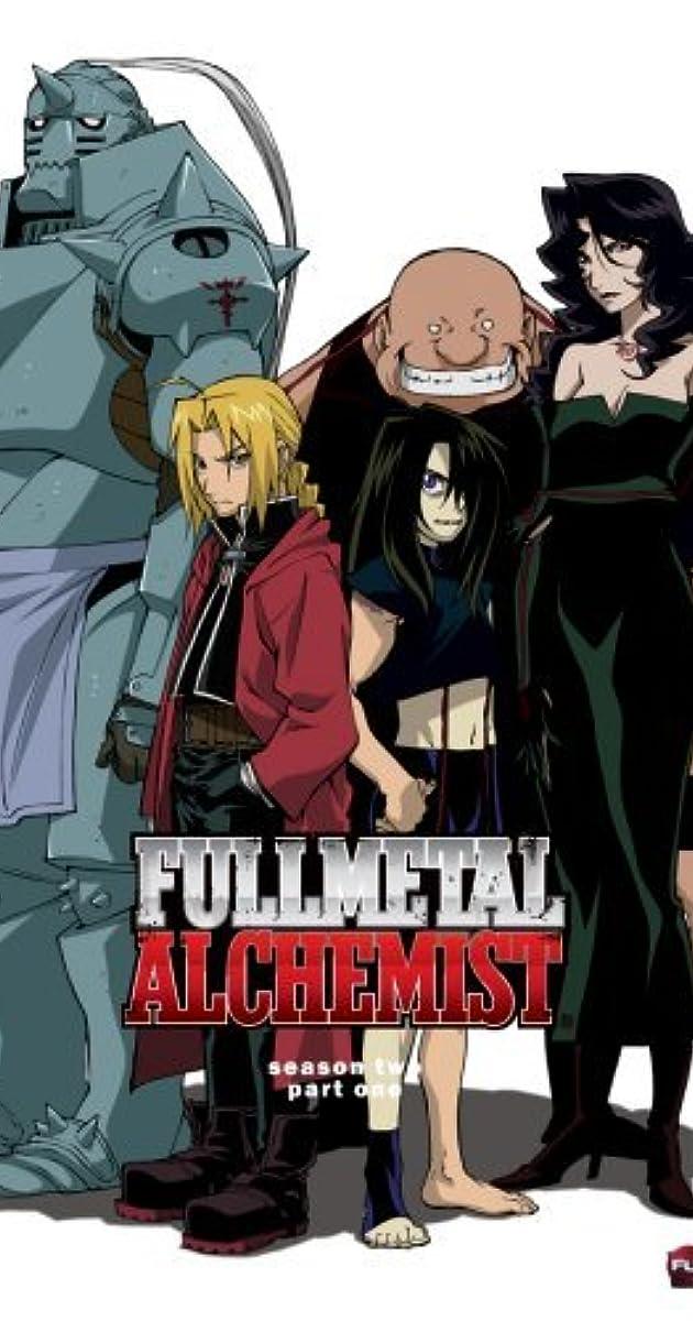 Fullmetal Alchemist (TV Series 2003–2004) - IMDb