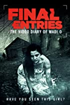 Image of The Video Diary of Madi O, Final Entries