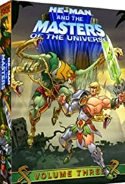 Masters of the Universe vs. the Snake Men Poster