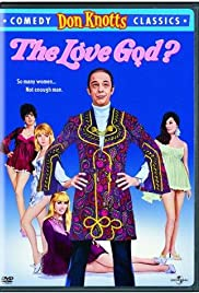 The Love God? Poster