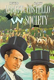 In Society (1944) Poster - Movie Forum, Cast, Reviews