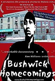 Bushwick Homecomings Poster