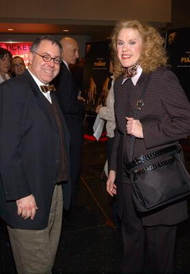 James Schamus and Celia Weston at The Pianist (2002)