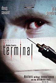 Terminal(1996) Poster - Movie Forum, Cast, Reviews