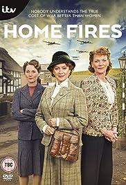 Home Fires Poster - TV Show Forum, Cast, Reviews