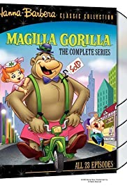 The Magilla Gorilla Show Poster - TV Show Forum, Cast, Reviews