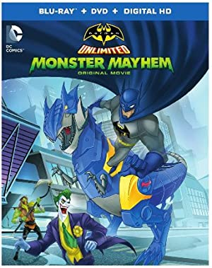 Batman Unlimited: Monster Mayhem (2015) Download on Vidmate