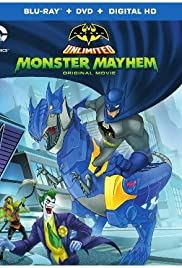 Batman Unlimited: Monster Mayhem Poster