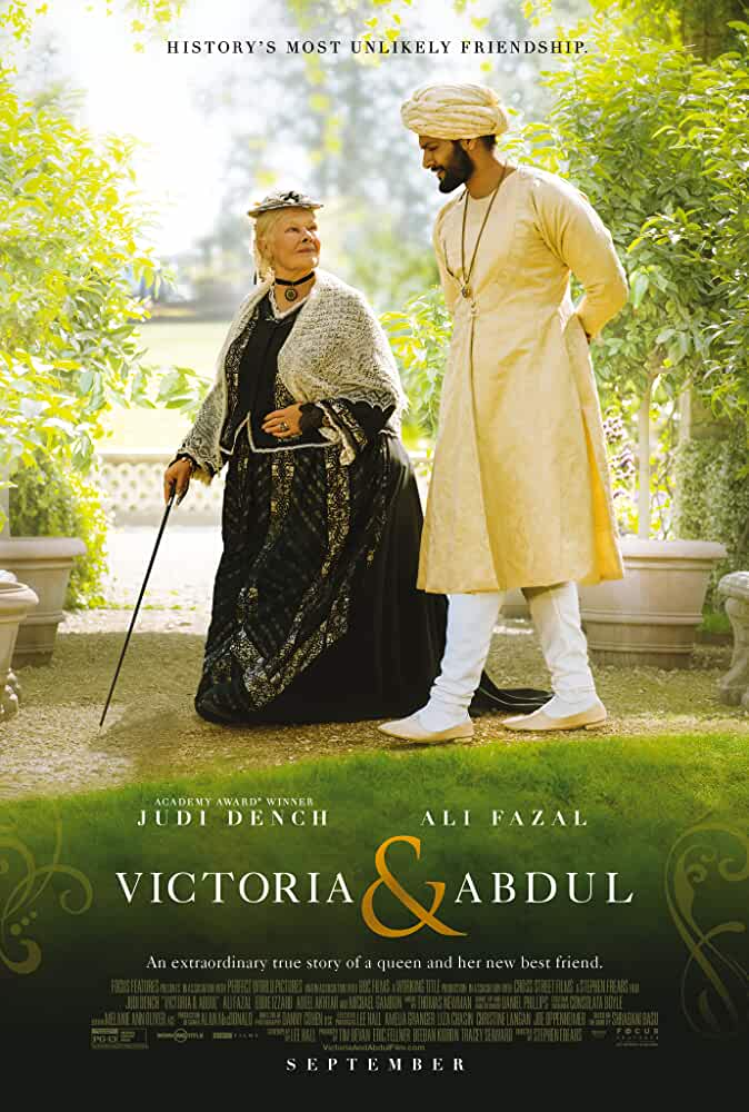 Victoria and Abdul 2017 English 480p HC HDRip full movie watch online freee download at movies365.cc