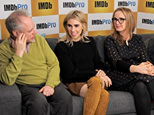 Danny Devito, Julie Delpy, Greta Gerwig, Zosia Mamet, Kieran Culkin, and director Todd Solondz give insider details and the challenges of working with animal actors on their new Sundance film 'Wiener-Dog.'