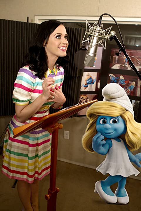 Katy Perry in The Smurfs (2011)