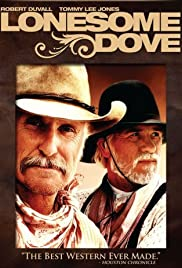 Lonesome Dove Poster - TV Show Forum, Cast, Reviews