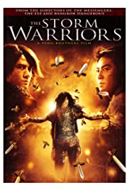 The Storm Warriors Poster