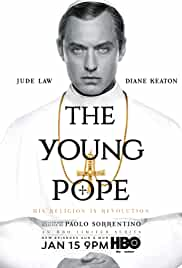 The Young Pope tv poster