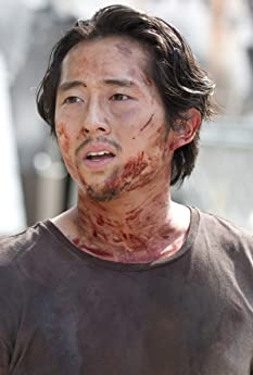 """For the past six years, actor Steven Yeun has portrayed Glenn, a fan favorite on AMC's """"The Walking Dead."""" How did Steven get his start, and what other roles has he played over the years?"""