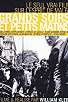 Image of Grands soirs & petits matins
