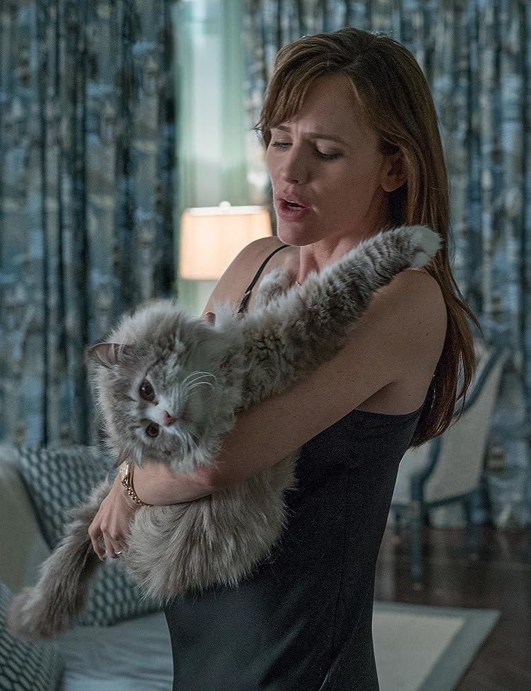 Siete vidas, este gato es un peligro (Nine lives)