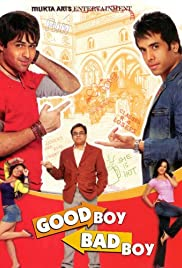 Good Boy, Bad Boy Poster