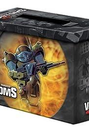 Armored Trooper Votoms Poster - TV Show Forum, Cast, Reviews