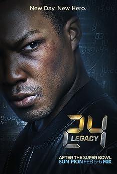 Corey Hawkins in 24: Legacy (2016)