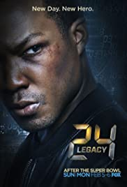 24: Legacy Poster