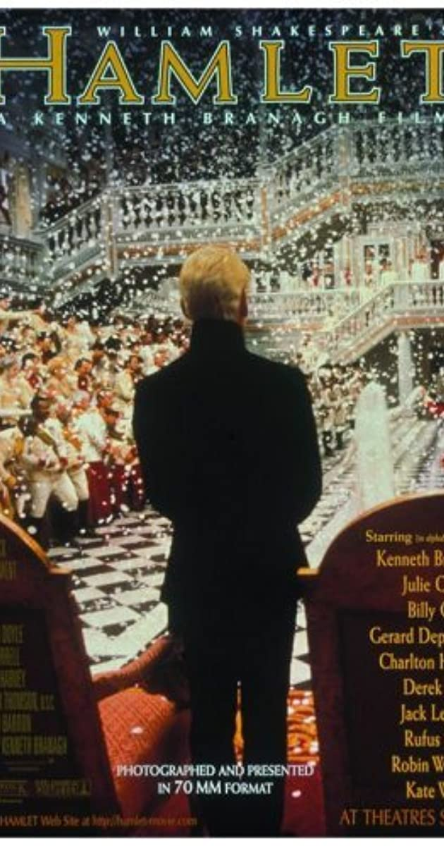 Hamlet (1996) Bluray 720p | 1080p