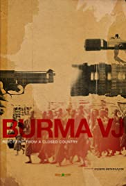Burma VJ: Reporting from a Closed Country Poster