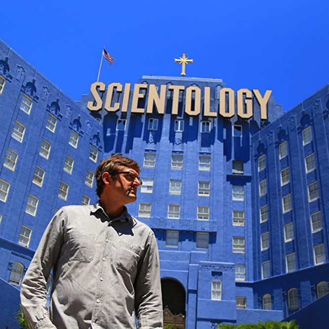 Louis Theroux in My Scientology Movie (2015)