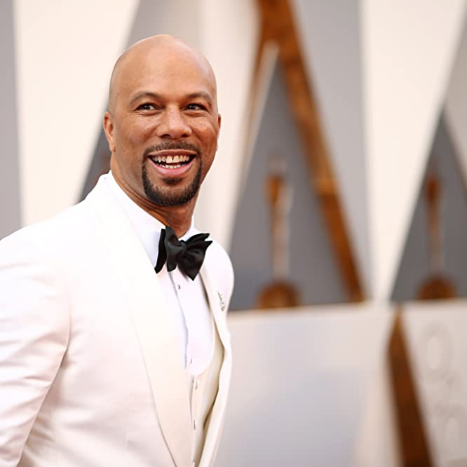 Common at an event for The 88th Annual Academy Awards (2016)
