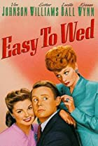 Image of Easy to Wed