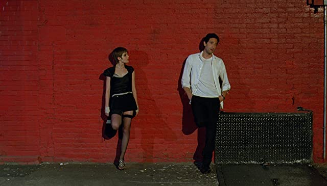 Adrien Brody and Sami Gayle in Detachment (2011)