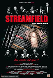 Streamfield, les carnets noirs Poster