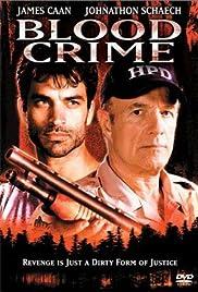 Blood Crime Poster