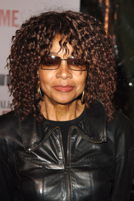 Beverly Todd at an event for Crash (2004)