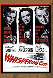 Whispering City (1947) Poster - Movie Forum, Cast, Reviews