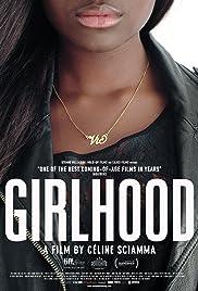 Bande de filles Poster