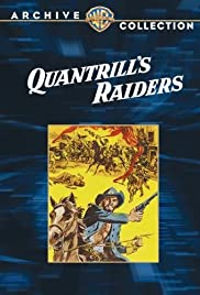 Quantrill's Raiders (1958) Poster - Movie Forum, Cast, Reviews