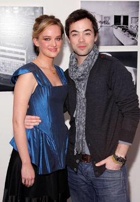 John Hensley and Jess Weixler at an event for Teeth (2007)