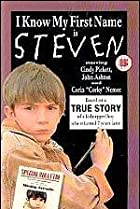 Image of I Know My First Name Is Steven