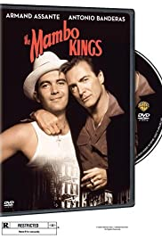 The Mambo Kings Poster