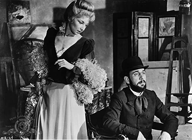 José Ferrer and Colette Marchand in Moulin Rouge (1952)