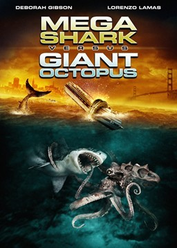 Mega Shark vs. Giant Octopus