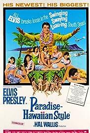 Paradise, Hawaiian Style Poster