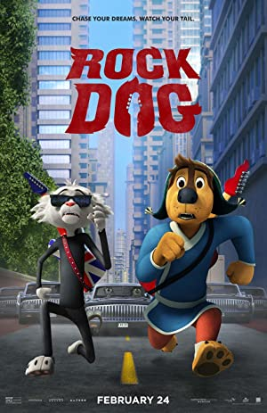 Rock Dog 2016 BRRip XviD AC3-iFT