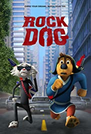 Rock Dog (2016) Poster - Movie Forum, Cast, Reviews